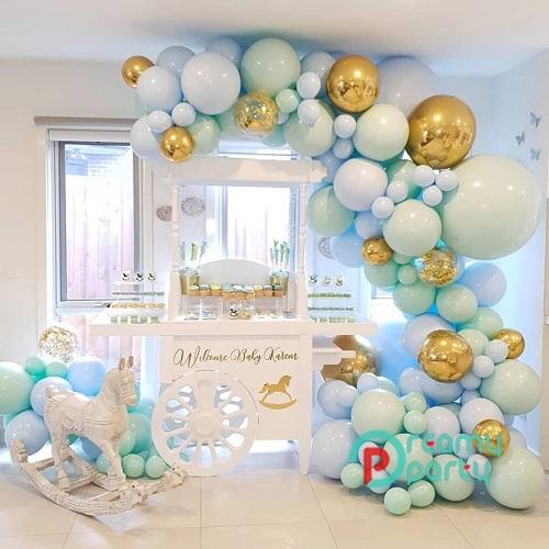 ghirlanda baloane